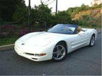 "€ 2001 CORVETTE ROADSTER € ""JUST 28,000 MILES"