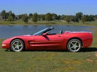 Exterior Color: red, Body: Convertible, Engine: 5.7L V8