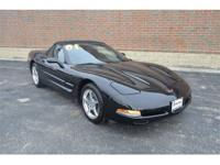 2001 Chevrolet Corvette Convertible Our Location is: