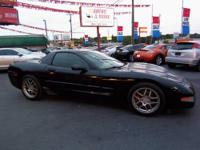 Super Rare Low Mileage Non smoker Garage Kept Z06 Coupe