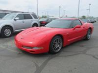 Options:  2001 Chevrolet Corvette Z06|Miles: