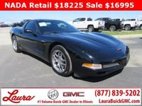Recent Trade! Z06 5.7 V8 Hard Top RWD. 6-Speed Manual,