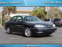 2001 Chevrolet Impala LS  FOR SALE in Gainesville