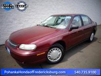 2001 Chevrolet Malibu Base ***** Dark Jade Green
