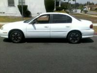 2001 Chevy Malibu,clear title no salvage,body good no