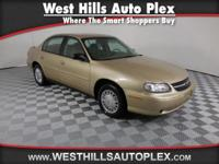 Low miles for a 2001! Automatic Headlights AM/FM Radio