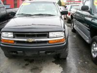 Options Included: 2 Door, Extended Cab, Short Box,