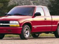 Extra clean, SUPER low miles, 2001 Chevrolet S-10