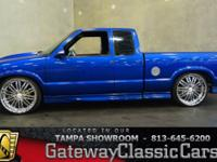 Stock #587-TPA 2001 Chevrolet S-10  $23,495 Engine: V-6