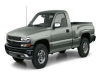 Options:  2001 Chevrolet Silverado 1500  Miles: