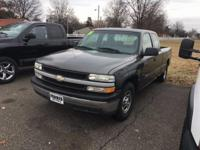 Options:  2001 Chevrolet Silverado 1500 |**Trailer Tow