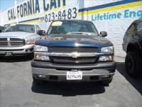 2001 Chevrolet Silverado 1500 C1500 Stock No: A31040