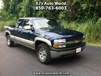 2001 CHEVY SILVERADO 1500,,,EXCELLENT CONDITION,,,ICE