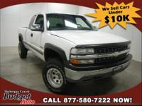 GUARANTEED CREDIT APPROVAL! ~ LOCAL TRADE ~ 4X4