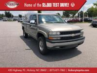 Doeskin Tan 2001 Chevrolet Silverado 2500 LS 4WD