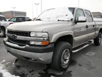 Check out this gently-used 2001 Chevrolet Silverado