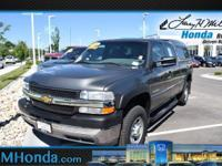 Win a deal on this 2001 Chevrolet Silverado 2500HD