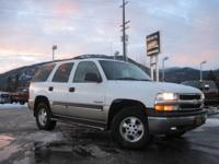 Regional Trade in !! This 2001 Chevy Tahoe has been