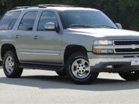 Options Included: N/AThis Chevrolet Tahoe is looking