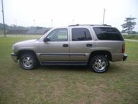 Options Included: N/AAwesome!! This Tahoe is for