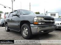 Options:  2001 Chevrolet Tahoe Lt 2Wd 4Dr