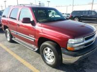 2001 Chevrolet Tahoe SUV 4dr LT Our Location is: Crest