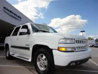 THIS 2001 CHEVROLET TAHOE LT JUST CAME IN. THIS TAHOE
