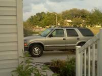 2001 Chevy Blazer, Cold a/c, shift on the fly 4wd,