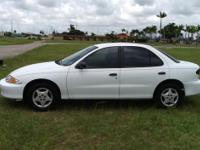 2001 Chevy Cavalier 2.2 128k miles, automatic - $2450
