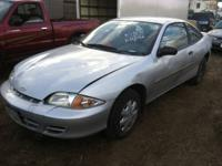 I am parting out a 2001 Chevy Cavalier Coupe. This auto