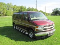 2001 CHEVY EXPLORER CONVERSION VAN * CarFAX provided
