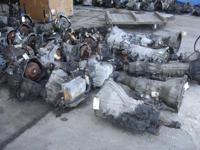 2001 Chevy Impala 3.8 Transmission  ALL BODY PARTS ARE