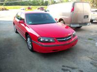 REAL CLEAN,RUNS GREAT,CALL  2001 Chevrolet Impala is