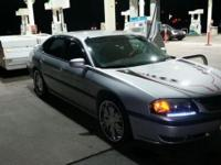 2001 Chevy Impala LS with 2003 GTP 3.8L Supercharged