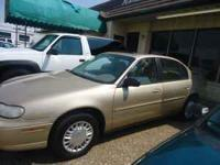 For Sale 2001 Chevy Malibu, 4 Door, 132,000 Miles, P/W,