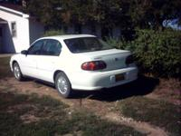 2001 chevy Malibu, automatic transmission, 3.1 motor,