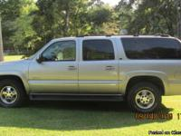2001 Chevy Suburban 4X4 LT with Auto Ride and Towing
