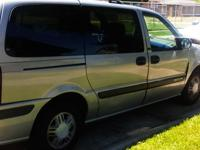 I have a 2001 Chevy Venture that I'm asking $2,000 for