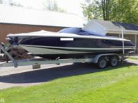 - Stock #78846 - Chris Craft; The name stands for