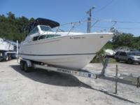 2001 CHRIS-CRAFT 26 CONSTELLATION with 2005 continental