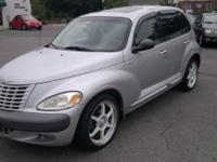 Options Included: N/ATHIS IS A 2001 CHRYSLER PT CRUISER