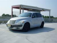 2001 Chrysler pt cruiser just passed inspection till