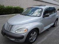 2001 Chrysler PT Cruiser in Perfect Condition . Clean