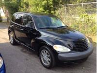 Up for sale is a very nice 2001 Chrysler PT Cruiser