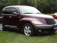 2001 Chrysler PT Cruiser TOURING EDITION (AE57) - $3495