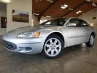 Options:  2001 Chrysler Sebring 2Dr Coupe Lxi|Buy And