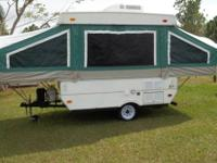 2001 Coachman Pop-up Camper ,Model -Clipper , sleeps