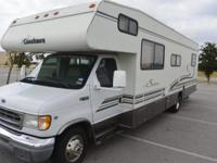 2001 Coachmen Santara 31ft, on a Ford E450 Super Duty