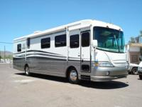2001 Coachmen Sports Coach Single Slide Model: 381KS
