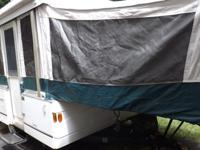 2001 Coleman Sedona Pop-up Folding Trailer $3500 obo,